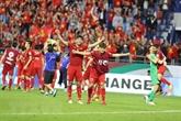 Asian Cup 2019: les médias de l'Asie de l'Ouest exaltent l'équipe vietnamienne