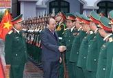 Le Premier ministre rend visite au Département général du renseignement
