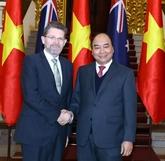 Pour promouvoir le partenariat stratégique Vietnam - Australie