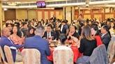 Les Vietnamiens à Hong Kong, à Macau et en R. de Corée fêtent le Têt traditionnel 2019