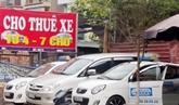Les services de location de voitures en effervescence pour le Têt