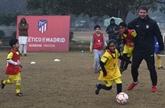 Atlético Madrid ouvre une académie de foot au Pakistan, terre de cricket