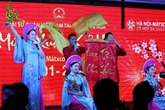 Rencontre des Viêt kiêu à l'occasion du Nouvel An lunaire 2019