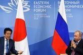Kouriles: Abe rencontre Poutine à Moscou pour des négociations