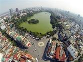 Réunion à propos du projet expérimental de Hanoï sur la gouvernance métropolitaine