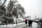 Neige: restrictions de circulation dans le Nord et l'Île-de-France
