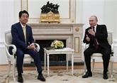 Un travail méticuleux attend les pourparlers de paix Russie - Japon