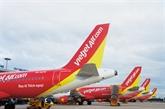 Vietjet: plus de 2.500 vols supplémentaires pendant le Têt