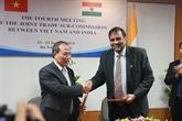 Pour stimuler le commerce bilatéral Vietnam - Inde