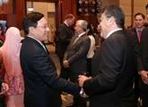 Les diplomates étrangers contribuent au succès du Vietnam