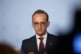 Le ministre allemand des Affaires étrangères se rend à Washington