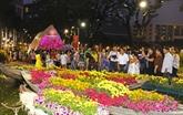 Hô Chi Minh-Ville: les floralies printanières reviennent à Phu My Hung