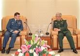Vietnam - Canada: promotion des relations en matière de défense