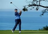 Golf: Rahm en tête du Farmers Insurance Open, Woods en retrait