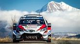 Rallye Monte-Carlo: Tänak leader devant Ogier, Loeb 8e