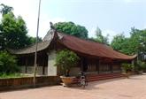 La maison communale de Thuong Cung