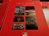 Lancement d'un ouvrage sur les relations franco-vietnamiennes