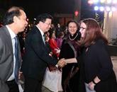 Têt: Trinh Dinh Dung rencontre les représentants du corps diplomatique étranger