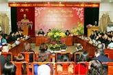 Le Front de la Patrie resserre ses liens intérieurs avec les Vietnamiens d'outre-mer