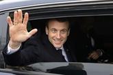 Visite délicate de Macron en Égypte, allié