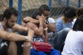 Brésil: à Brumadinho, une rivière de boue, des montagnes de douleur