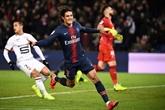 Ligue 1: Paris se balade sans Neymar, Lyon confirme