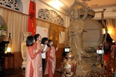 Exposition artistique sur le bouddhisme à Hô Chi Minh-Ville