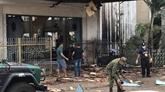 Condoléances aux Philippines pour les attentats terroristes à la bombe