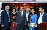 Le Premier ministre rencontre des responsables de la région centrale