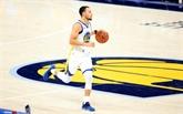 NBA: Golden State inarrêtable, reçu 5 sur 5 à l'extérieur