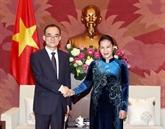 Le procureur général sud-coréen reçu par les dirigeants vietnamiens