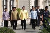 Thaïlande: quatre ministres démissionnent pour préparer les élections