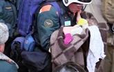 Russie: explosion due au gaz d'un immeuble, 28 morts, dont 4 enfants