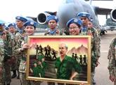 Force de maintien de la paix, empreinte de la diplomatie de défense