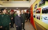 La 74e Conférence nationale de la Police à Hanoï