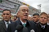 Le gouvernement palestinien remet sa démission au président Abbas