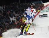Slalom de Schladming: Noël déçu, chapeau