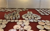 Les objets d'épaves s'exposent à Quang Ngai