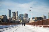 Une vague de froid polaire frappe le Nord des États-Unis