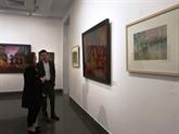 Beaux-arts: une quarantaine d'œuvres exposées à Hanoï