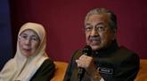 Le Premier ministre malaisien dément l'information liée à un projet ferroviaire chinois