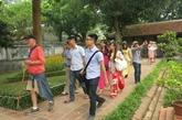 Hanoï: augmentation du nombre de touristes durant le Têt traditionel