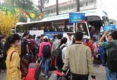 Têt 2019: Hô Chi Minh-Ville épaule les ouvriers