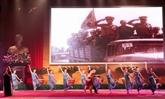 Célébration du 40e anniversaire de la victoire de la défense de la frontière Sud-Ouest