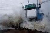 Tempête en Thaïlande: îles touristiques épargnées