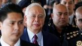 Najib Razak poursuivi en justice pour tentative de falsification