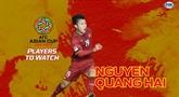 Fox Sports Asia apprécie le rôle de Nguyên Quang Hai