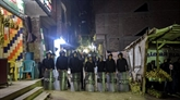 Égypte: un policier tué en tentant de désamorcer une bombe devant une église
