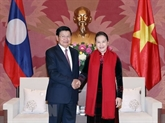L'AN vietnamienne soutient la coopération gouvernementale Vietnam - Laos