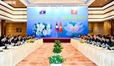 Le Comité intergouvernemental Vietnam - Laos tient sa 41e réunion à Hanoï